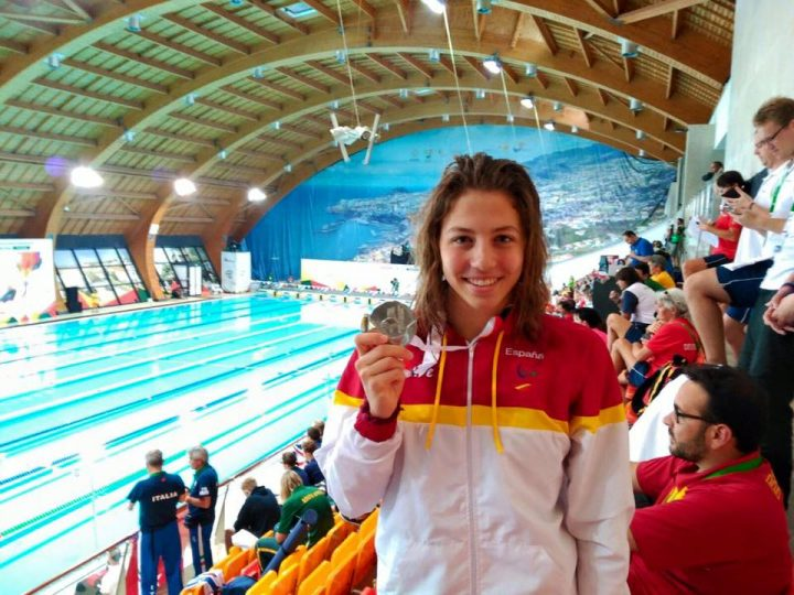 7 medalles a Funchal!