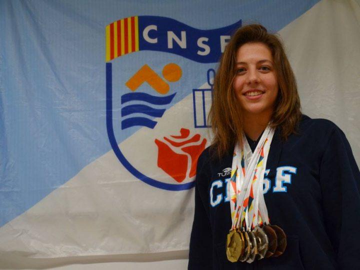 """""""Les 7 medalles em donen més força de cara al repte de Rio de Janeiro"""""""