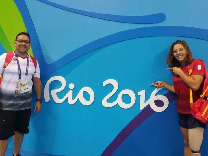 Ja estamos en Rio